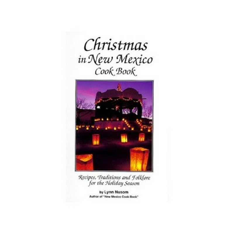 Christmas in New Mexico Cookbook