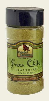 Desert Gardens Green Chile Seasoning-2 Pack
