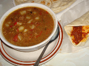 Frontier Restaurant Green Chile Stew - 56  oz