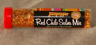 Jillipepper Red Chile Salsa Mix-3 Pack
