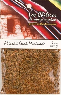 Los Chileros Abiquiu Steak Marinade-2 pack