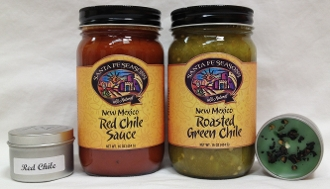 New Mexico Chile Fix Gift Pack