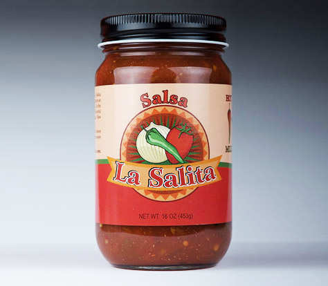 La Salita Medium Hot Salsa-3 Pack