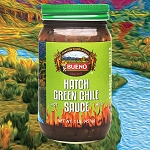 Bueno Hatch Green Chile Sauce Hot-3 Pack