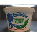 14oz Eva's Blue Ribbon Fire Roasted Chopped Hatch Green Chile- 6 pack