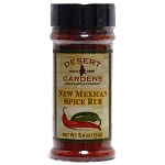 Desert Gardens New Mexican Spice Rub-2 Pack