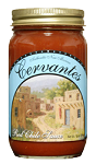 Cervantes Red Chile Sauce- 3 Pack Med, Hot, X-Hot