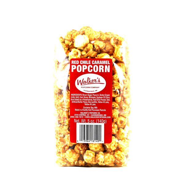 Walkers Red Chile Caramel Popcorn- 2 Pack
