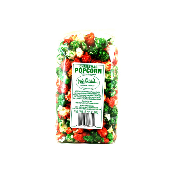 Walkers Red & Green Chile Caramel Popcorn-2 Pack