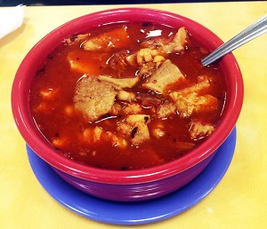 Garcia's Kitchen Traditional Menudo -1 Gallon