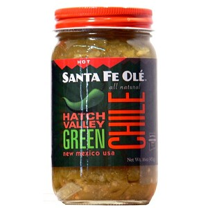 Santa Fe Ole Hatch Valley Green Chile  -3 Jars
